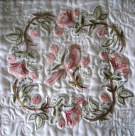 Block 10 Quilted