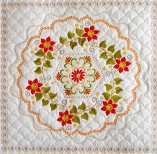 Look at what can be done by add quilting and decorative stitches.